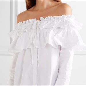Opening Ceremony Off The Shoulder Top, Size 4